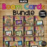 Kindergarten Math Boom Cards™ BUNDLE for Stations Addition