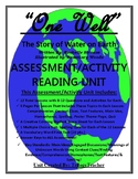 """ONE WELL"" Activity/Assessment 80 Page CCSS Reading Unit"