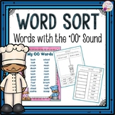"Word Work with ""OO"" Sounds"