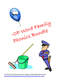 -OP Word Family Packet