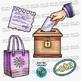"""""""-OTE"""" Word Family Clip Art   Magic E Clipart"""