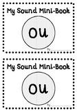 'OU' PHONIC SOUND MINI-BOOK