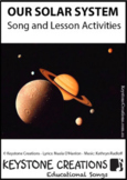 'OUR SOLAR SYSTEM' ~ Curriculum Song & Lesson Materials
