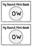 'OW' PHONIC SOUND MINI-BOOK