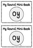 'OY' PHONIC SOUND MINI-BOOK