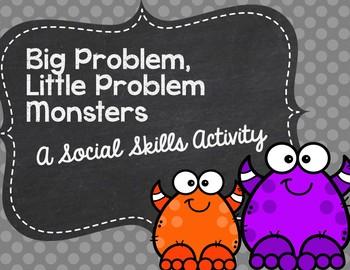 Big Problem, Little Problem Halloween Bundle