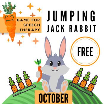 (October) Jumping Jack Rabbit