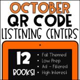 October QR Code Listening Center