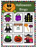 Halloween Bundle-Vocabulary Story,Cariboo,Bingo,Roll&Cover