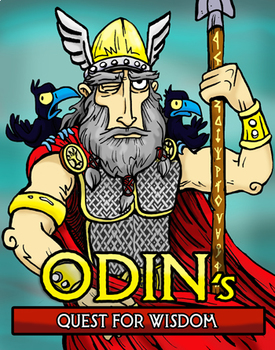 Odin's Quest for Wisdom Script-Story (A Tale from Norse Mythology)