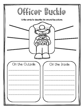 """Officer Buckle and Gloria"" Story Pack"