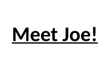 """""""Oh no, poor Joe!"""" and """"Oh no, poor Ro!"""""""