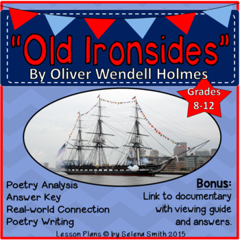 """""""Old Ironsides"""" - USS Constitution"""