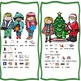 Jolly Old Saint Nicholas Differentiated Book, Christmas Interactive, Circle Time