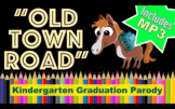 """""""Old Town Road"""" Grad parody song. MP3 Guide & instrumental for Kindergarten."""