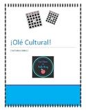 ¡Olé Cultural! Cultural Bingo