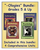 """-Ologies"" Bundle for the Middle-Grade Social Studies"