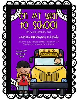 """On My Way to School"" a HMH Journeys Text Study"