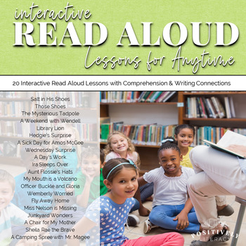 Interactive Read Alouds: A Collection of Anytime Titles