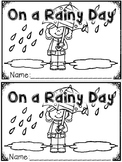 """On a Rainy Day"" (A Spring Emergent Reader Dollar Deal)"