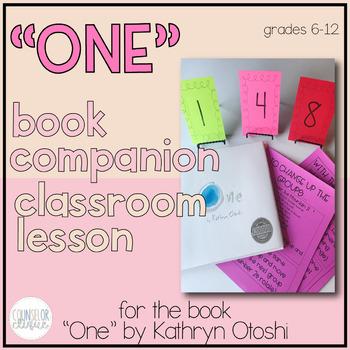 """""""One"""" Book Companion Lesson"""