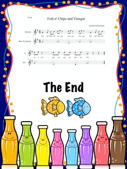 """One Bottle of Pop - A Musical Story for the Orff or Kodaly Music Classroom"""
