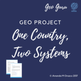 Geo Project: One Country, Two Systems