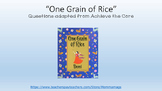 """One Grain of Rice"" by Demi"