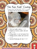 """""""One Keen Koala"""" counting and number activities - 100 pages!!!"""