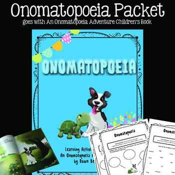 **Onomatopoeia Packet (for An Onomatopoeia Adventure)**