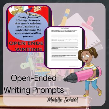 """""""Open Your Mind ..."""" (Open Ended Writing)"""