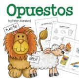 """""""Opposites"""" in Spanish!"""