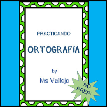 """""""Ortografía"""""""