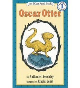 """Oscar Otter"" Guided Reading Lesson Plan (Level J, Fiction)"