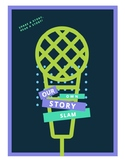 """Our Own Story Slam"" Storytelling Activity Bundle"
