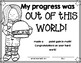 """Out of This World"" Astronaut-Themed NWEA MAP Certificates"