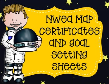 """""""Out of This World"""" Astronaut-Themed NWEA MAP Certificates"""