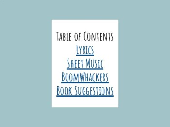 """""""Over the River & Through the Woods"""" on Boomwhackers for Thanksgiving/Winter"""