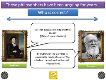 [P4C] The Philosophical Debate Generator - [200 Slide PPT with 'Randomiser'] P4K