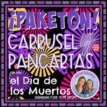 ¡PAKETÓN! Día de los Muertos: Carrusel y Banderines