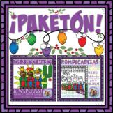 ¡PAKETÓN! Los Reyes Magos: A Webquest and Collaborative Poster