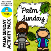 ** PALM SUNDAY ** CHRISTIAN ACTIVITY PACK