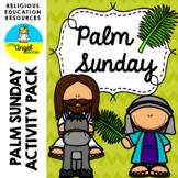 ** PALM SUNDAY ** CHRISTIAN ACTIVITY PACK