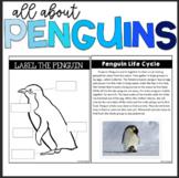 All About Penguins / Mini Unit