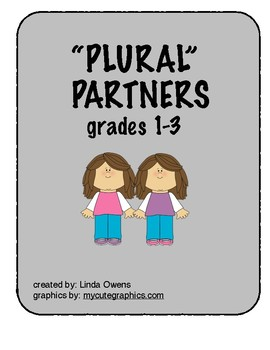 """PLURAL PARTNERS"" for grades 1-3"
