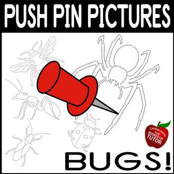 {POKEY PICTURES} {POKEY ART} {PUSH PIN PICTURES}