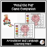 """""""Feed the Pig"""" Speech and Language Game Companion"""