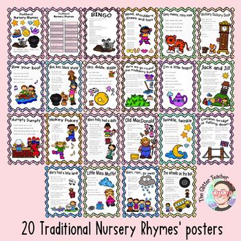 [POSTER] Nursery Rhymes