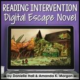 Reading Digital Escape Room - Burnbridge Breakouts #1-4 -