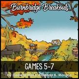 Reading Digital Escape Room - Burnbridge Breakouts #5-7